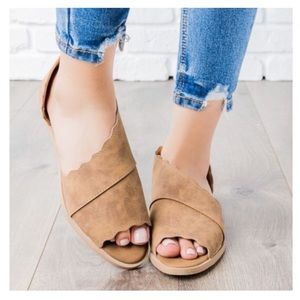 Shoes - New Arrival- Vegan Suede Ankle Booties, Flats